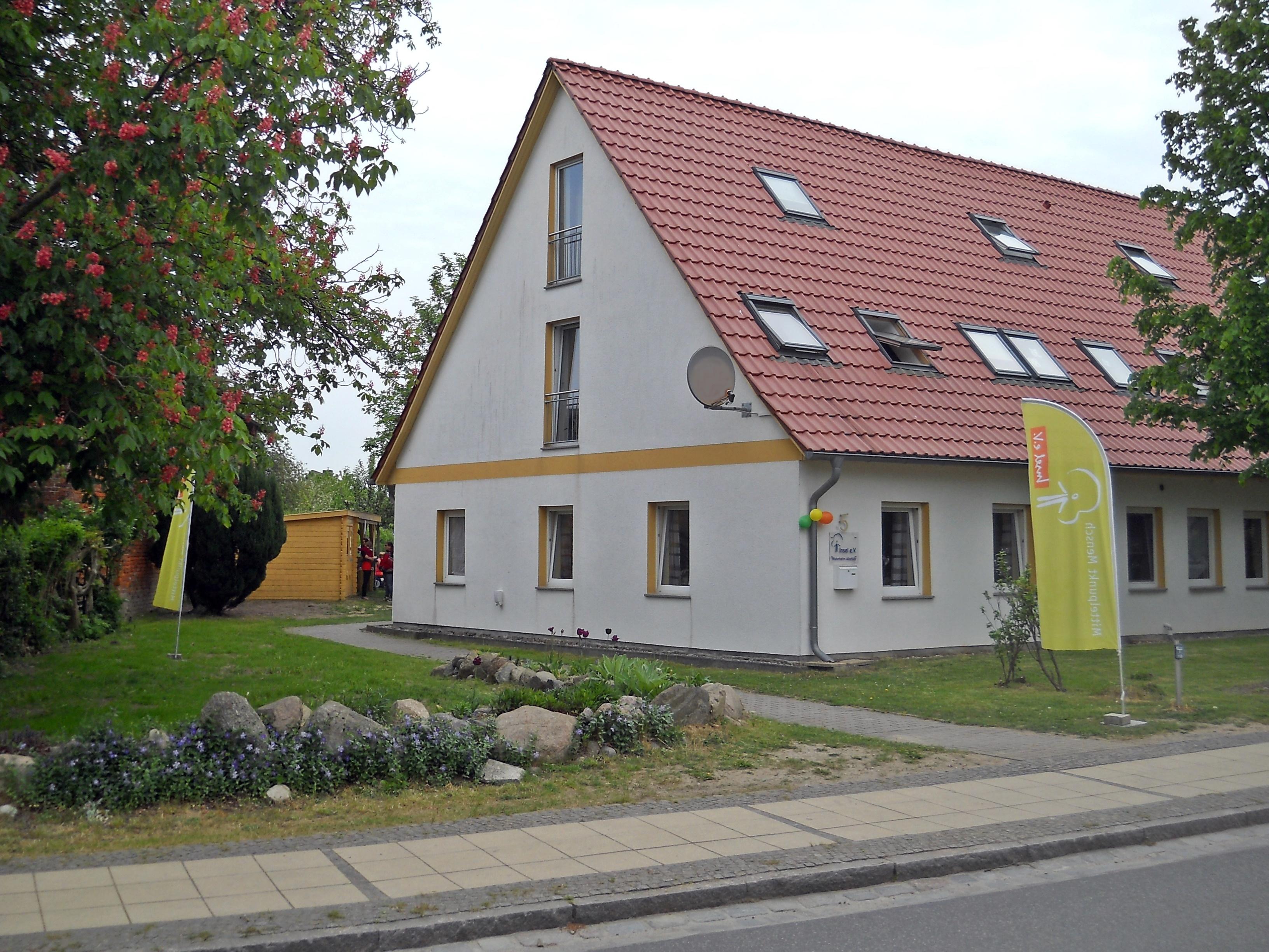 Wohnheim Altefähr