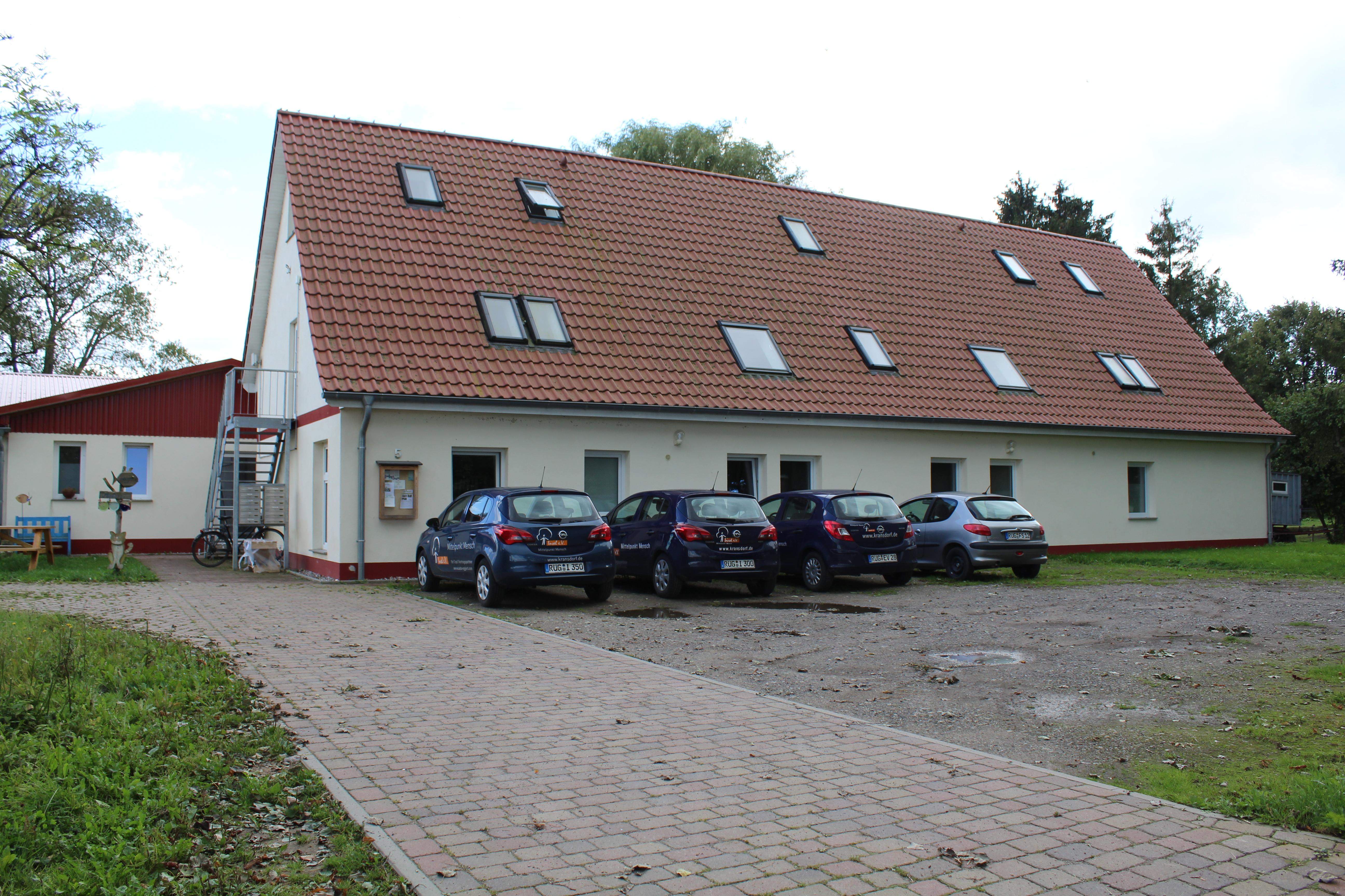 Wohnhaus Glutzow