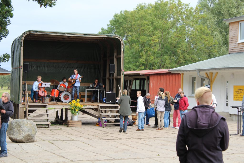 Unsere Musik-Band